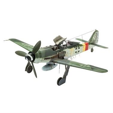 Revell Revell Maket 1:48 Focke Wulf Renkli